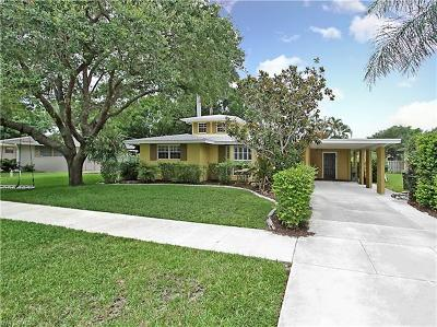 Fort Myers Single Family Home For Sale: 3734 La Palma St