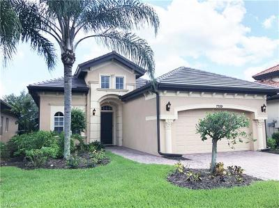 Naples Single Family Home For Sale: 7789 Ashton Rd