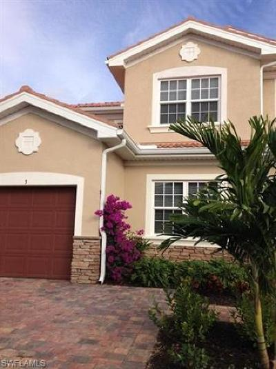 Bonita Springs Condo/Townhouse For Sale: 28009 Sosta Ln #3