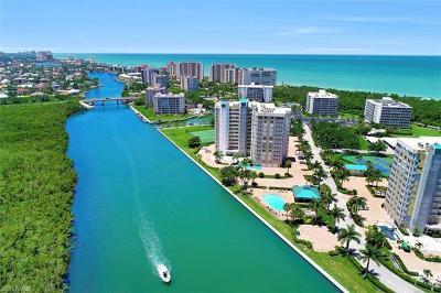 Naples FL Condo/Townhouse For Sale: $560,000