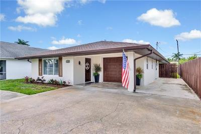 Naples Single Family Home For Sale: 644 N 96th Ave