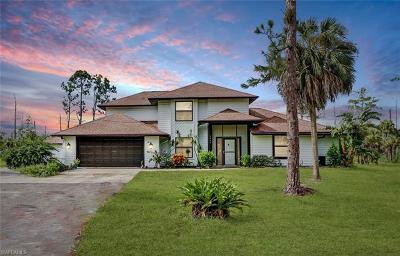 Naples Single Family Home For Sale: 2260 Kearney Ave