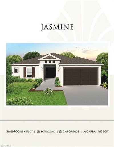 Naples Single Family Home For Sale: 4370 NE 43d Ave