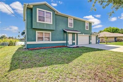 Fort Myers Single Family Home For Sale: 17146 Oriole Rd