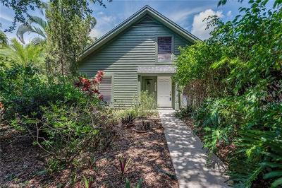 Naples Single Family Home For Sale: 1305 Solana Rd #B-4