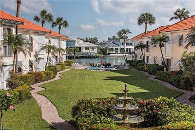 Naples Condo/Townhouse For Sale: 3070 N Gulf Shore Blvd #205