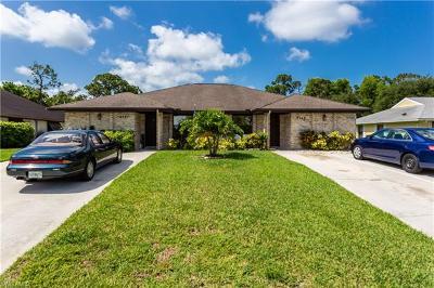 Bonita Springs Multi Family Home For Sale: 8559 Tamara Ct #8561