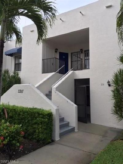 Naples Condo/Townhouse For Sale: 3311 Europa Dr #323
