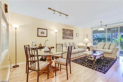 Naples Condo/Townhouse For Sale: 180 Turtle Lake Ct #102