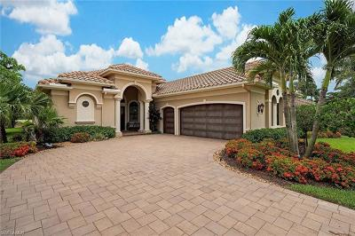 Bonita Springs Single Family Home For Sale: 14536 Lieto Ln