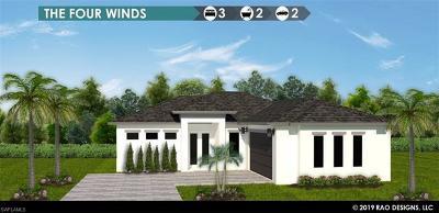 Naples FL Single Family Home For Sale: $315,000