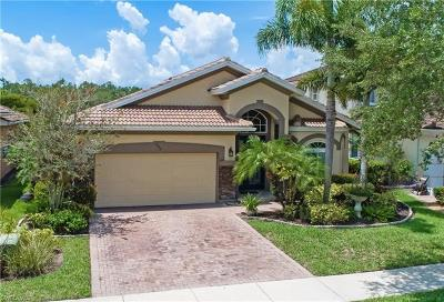 Naples Single Family Home For Sale: 1657 Birdie Dr
