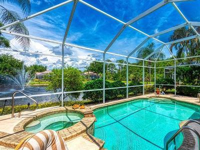 Naples Single Family Home For Sale: 14520 Satin Leaf Ln