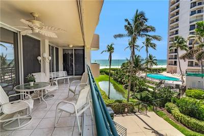 Marco Island Condo/Townhouse For Sale: 870 S Collier Blvd #206