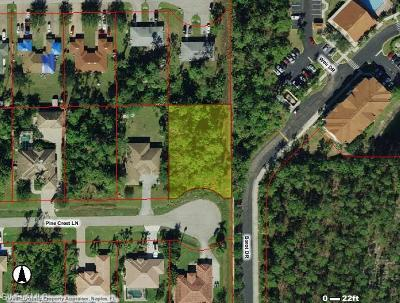 Naples Residential Lots & Land For Sale: 655 Pine Crest Ln