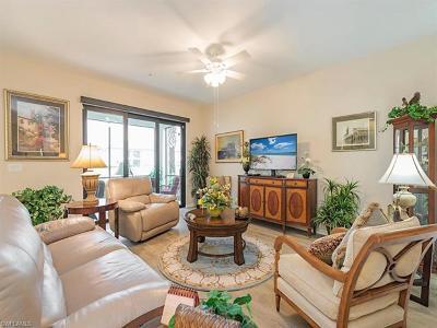 Naples Condo/Townhouse For Sale: 15148 Palmer Lake Cir #103