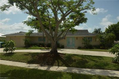 Marco Island Single Family Home For Sale: 206 Majorca Cir