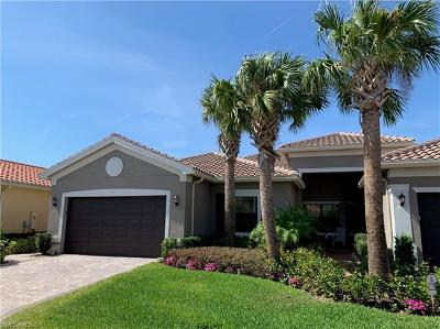Naples Single Family Home For Sale: 13394 Silktail Dr