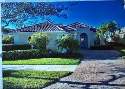 Single Family Home For Sale: 7796 Orvieto Ct