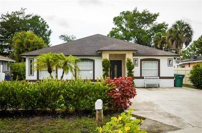 Naples Single Family Home For Sale: 5414 Warren St