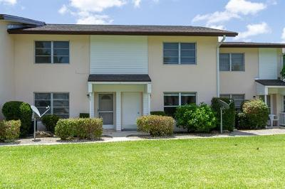 Naples Condo/Townhouse For Sale: 180 E Cypress Way #B108