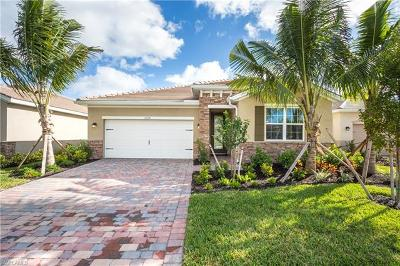 Fort Myers Single Family Home For Sale: 15241 Torino Ln