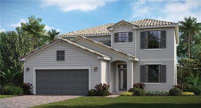 Naples Single Family Home For Sale: 4260 Raffia Palm Cir