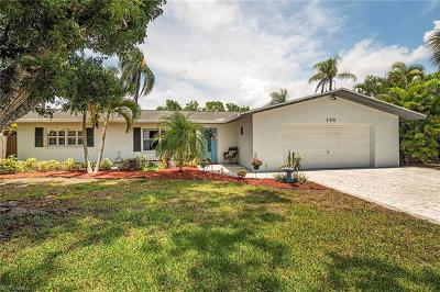 Naples Single Family Home For Sale: 148 Flame Vine Dr