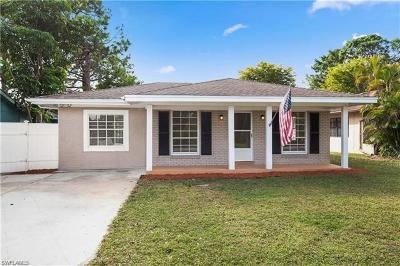 Naples Single Family Home For Sale: 850 N 93rd Ave