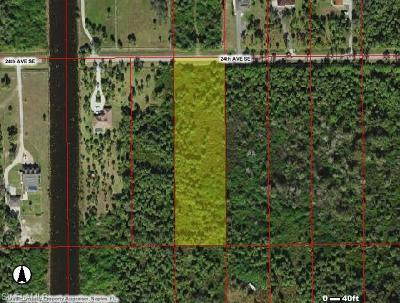 Naples Residential Lots & Land For Sale: SE 24th Ave
