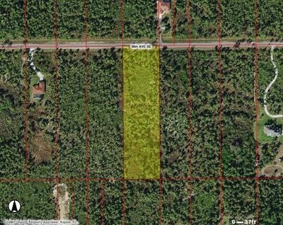 Naples Residential Lots & Land For Sale: SE 36th Ave