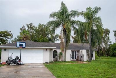 Fort Myers Single Family Home For Sale: 17277 Phlox Dr