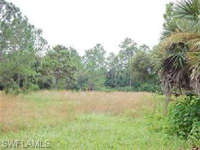 Naples Residential Lots & Land For Sale: NW 33rd Ave