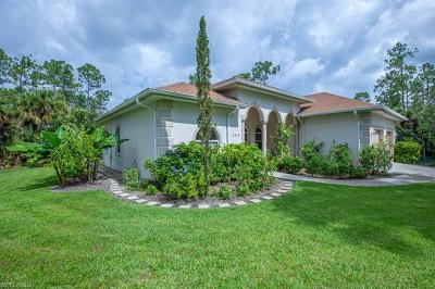 Naples Single Family Home For Sale: 4515 SE 14th Ave