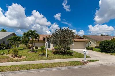 Naples Single Family Home For Sale: 906 Charlemagne Blvd