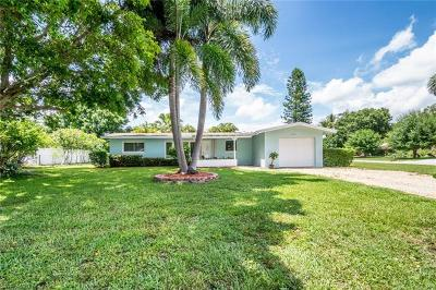 Fort Myers Single Family Home For Sale: 1650 N Harvard Ct