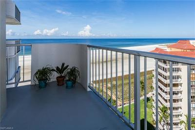 Marco Island Condo/Townhouse For Sale: 140 Seaview Ct #1506N