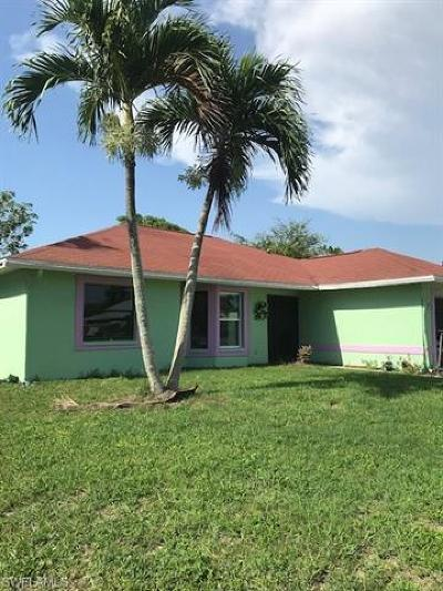 Single Family Home For Sale: 5301 SW 17th. Ave