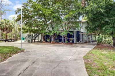 Naples Single Family Home For Sale: 2605 NE 27th Ave
