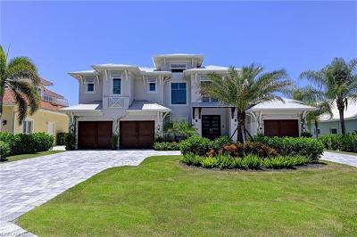 Naples FL Single Family Home For Sale: $3,375,000