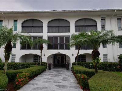 Naples Condo/Townhouse For Sale: 53 W High Point Cir #212
