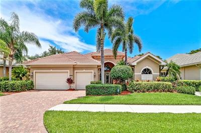 Naples Single Family Home For Sale: 4904 Rustic Oaks Cir