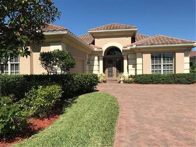 Estero Single Family Home For Sale: 20011 Chapel Trace