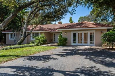 Naples Single Family Home For Sale: 423 West St