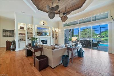 Naples Single Family Home For Sale: 7711 Santa Margherita Way