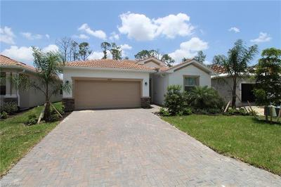 Fort Myers Single Family Home For Sale: 10249 Livorno Dr