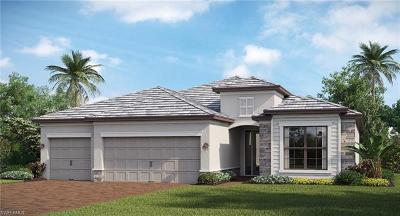 Estero Single Family Home For Sale: 17485 Cabrini Way