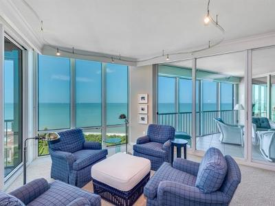 Condo/Townhouse For Sale: 3991 N Gulf Shore Blvd #1001