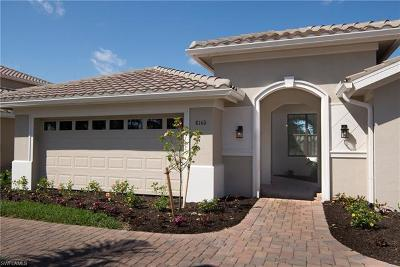 Fort Myers Single Family Home For Sale: 15250 Cortona Way