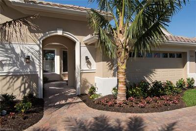 Fort Myers Single Family Home For Sale: 15240 Cortona Way